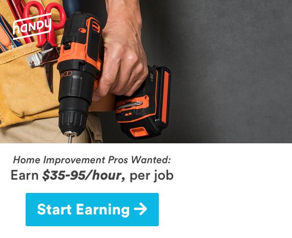 Earn  – /hr. doing Home Improvement Jobs